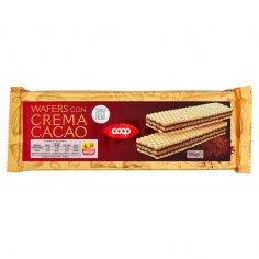 Coop-Wafers con Crema Cacao 175 g