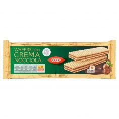 Coop-Wafers con Crema Nocciola 175 g