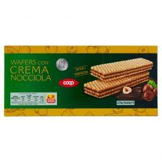 Coop-Wafers con Crema Nocciola 5 x 45 g