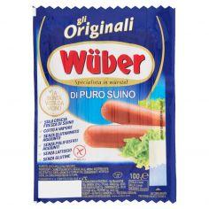 WUBER-Wüber gli Originali di Puro Suino 100 g