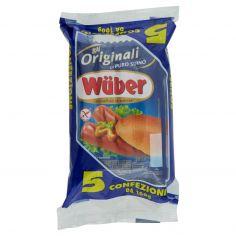 WUBER-Wüber Gli originali di puro suino 5 x 100 g
