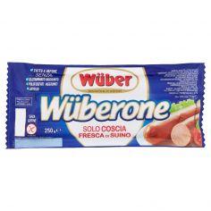 WUBERONE-Wüber Wüberone Solo Coscia Fresca di Suino 250 g