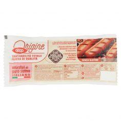 Coop-würstel di puro suino Italiano 250 g