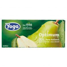 OPTIMUM-Yoga Optimum 70% Pera Italiana 3 x 200 ml
