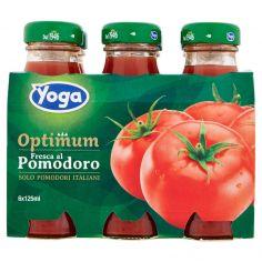 OPTIMUM-Yoga Optimum Fresca al Pomodoro 6 x 125 ml