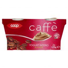 Coop-Yogurt Intero al Caffè 2 x 125 g