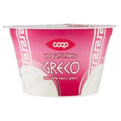 Coop-yogurt intero Greco 170 g