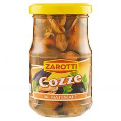 ZAROTTI-Zarotti Cozze al Naturale 200 g