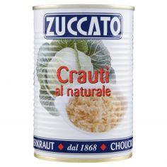 ZUCCATO-Zuccato Crauti al naturale 385 g