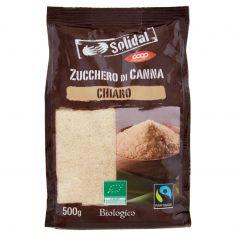 Coop-Zucchero di Canna Chiaro Biologico 500 g