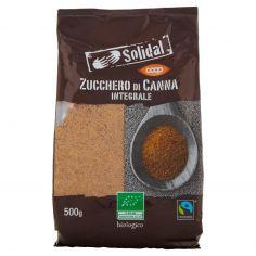 Coop-Zucchero di Canna Integrale biologico 500 g