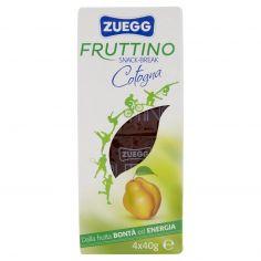 FRUTTINO-Zuegg Fruttino Snack-Break Cotogna 4 x 40 g