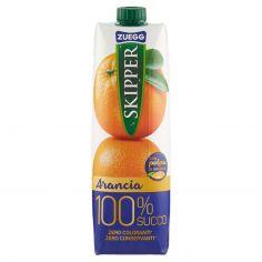 SKIPPER-Zuegg Skipper 100% Succo Arancia 1000 ml