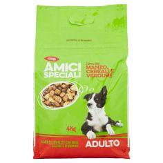 Coop-Zuppa con Manzo, Cereali e Verdure Adulto 4 Kg