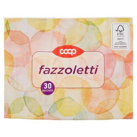 nuovi prodotti nuovo arrivo taglia 7 Fazzoletti 30 Pz - Easycoop.com