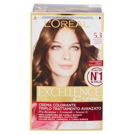 L oréal Paris Excellence Crema Colorante Triplo Trattamento Avanzato ... cfc6af925f4e