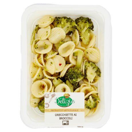 mac magro e formaggio con broccoli