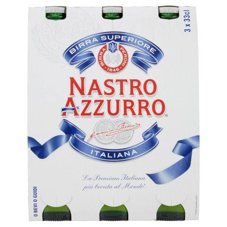 Nastro Azzurro 3 X 33 Cl Easycoopcom