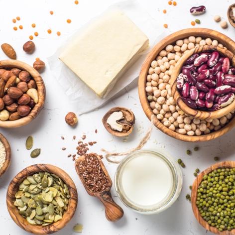 Legumi, Cereali e Aromi Secchi
