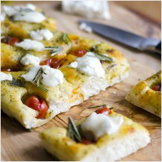 Pizze, focacce e tramezzini